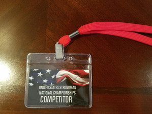 US Nationals 2016 Athlete Badges are Making History and More!