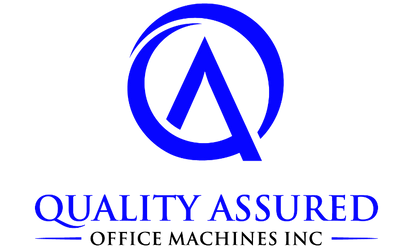 Quality Assured Office Machines, Inc. Business Logo