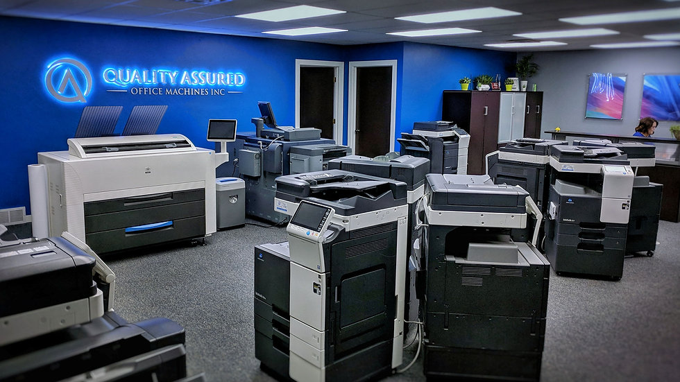 Quality Assured Office Machines, Inc. of