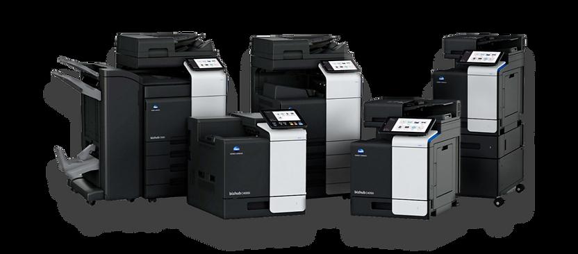Konica Minolta Printers and Copiers from QAOM Green Bay