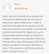 coach sportif à domicile - Marie Marcellin - Luberon - Cavaillon - Robion - Cheval-Blanc - Maubec - Gordes - Oppède - Coustellet - Ménerbes - Lagnes