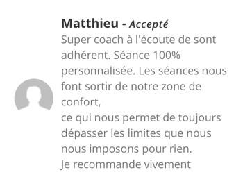 coach sportif à domicile - Fitncoach - Marie Marcellin - Luberon - Cavaillon - Robion - Cheval-Blanc - Maubec - Gordes - Oppède - Coustellet - Ménerbes - Lagnes