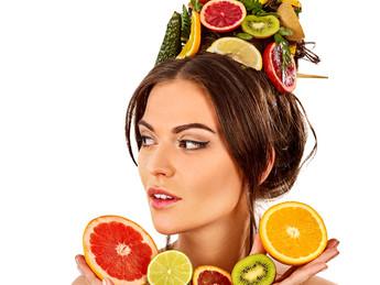 Wat doet fruit met de huid