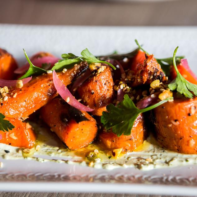 Ash'Kara- Wood Roasted Carrots