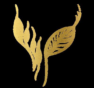 Earth Altar Studio's Golden Leaves 1