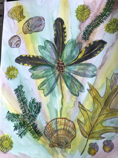 "Brenda Martin, ""Nature's Gifts"""