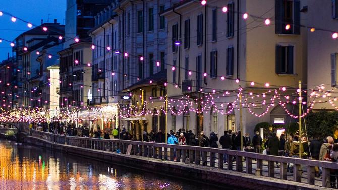Dicembre 2019 a Milano: un caldo inizio d'inverno