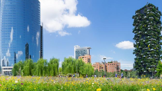 L'estate meteorologica 2020 a Milano
