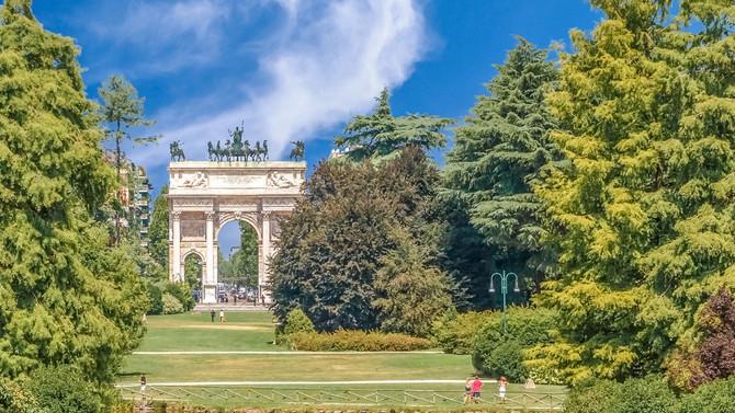 Luglio 2019 a Milano tra caldo e precipitazioni intense