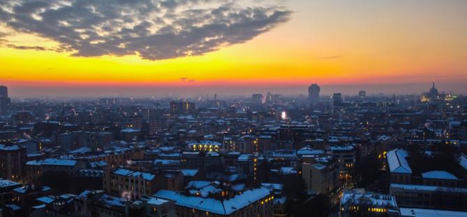 L'inverno meteorologico 2020/2021 a Milano