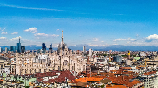Resoconto del 2018 a Milano