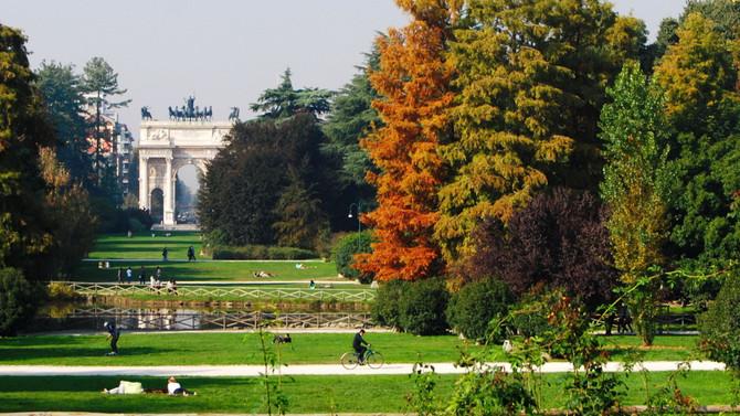 Ottobre 2019 a Milano: molto caldo e con precipitazioni abbondanti