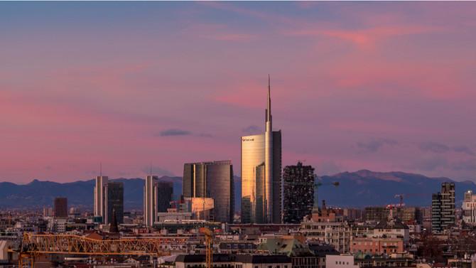 """Le """"due facce"""" di gennaio 2019 a Milano"""