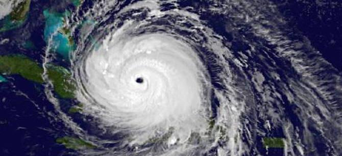 Nell'occhio del ciclone