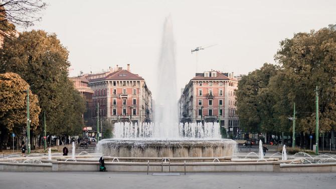 Un autunno mite e poco piovoso a Milano