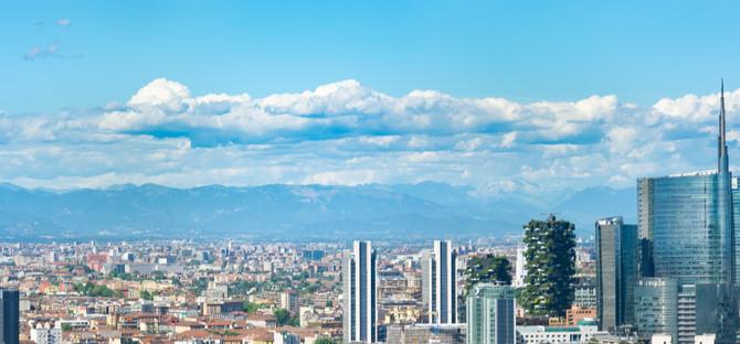 Luglio 2021 a Milano: caldo e instabile