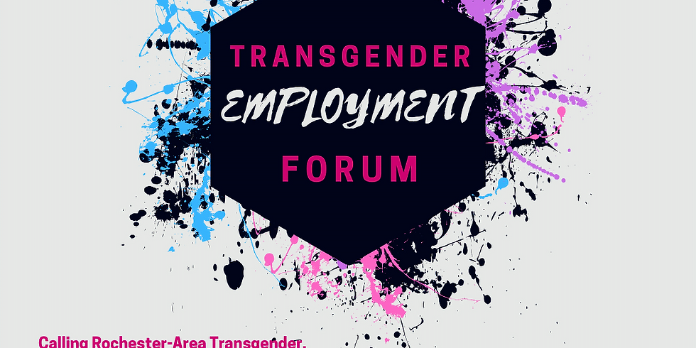 Rochester Trans Employment Forum