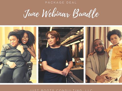 June Webinar Bundle