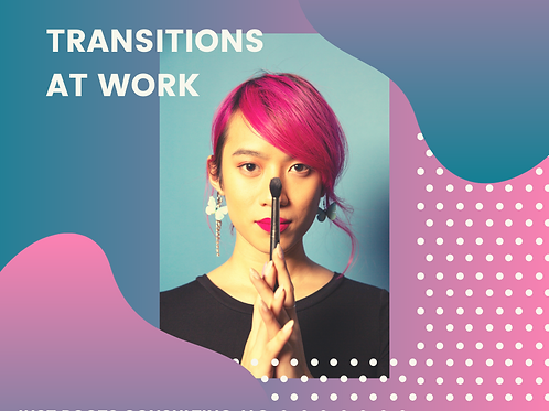 Transitions at Work: How to Support Transgender Employees (Webinar)