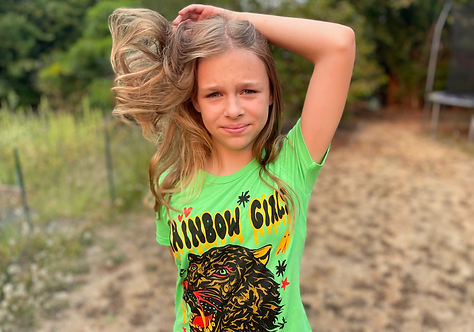Tiger Shirt (unisex adult & kids)