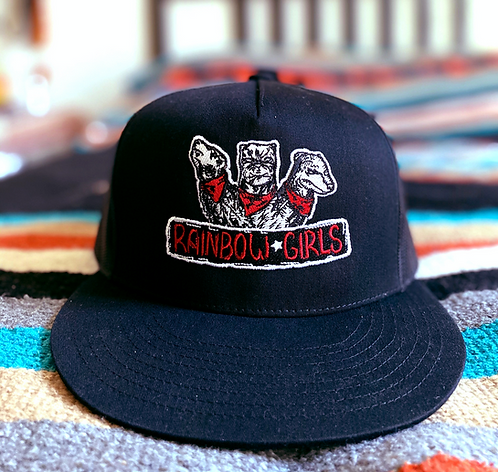 """Cerberus"" Hat (embroidered)"
