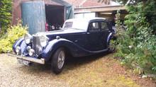 1935 Triumph Gloria 6