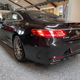 Mercedes S500 4M AMG Coupe
