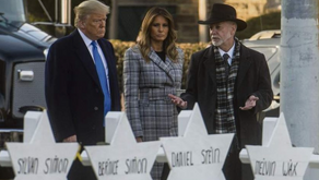 INTO THE FRAY: Trump, Pittsburgh and US Jewry—A view from Israel