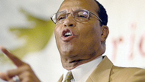 DEAR LOUIS FARRAKHAN (YOU DON'T DESERVE 'MINISTER' TITLE)