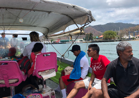 Rest Day Boat Trip