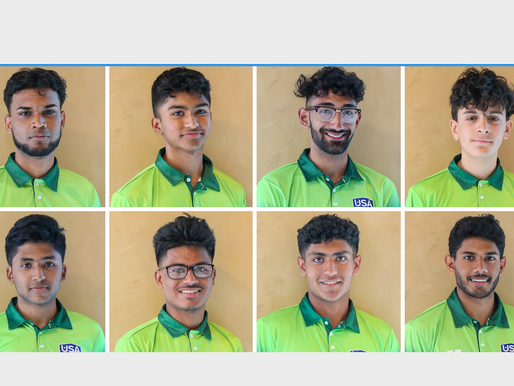 8 QUCA Players in the East Zone U-19 team