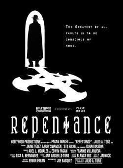 HollyHood Repentance Poster