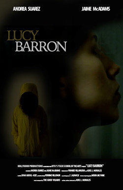 HollyHood Lucy Barron Poster
