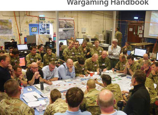 UK MoD Wargaming Handbook