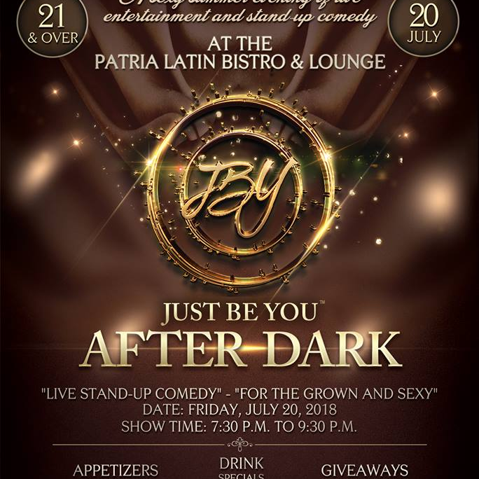 Just Be You After Dark Fashion & Comedy Show