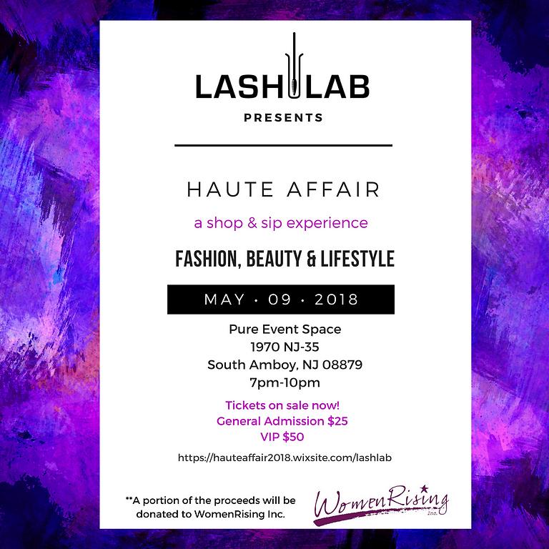 Haute Affair: A Shop & Sip Experience