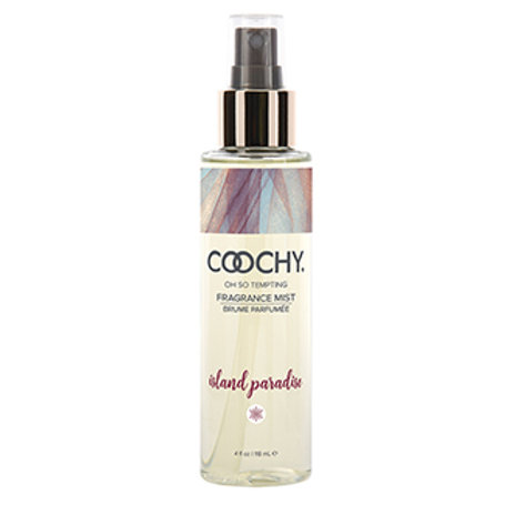 Coochy Fragrance Body Mist-Island Paradise 4oz