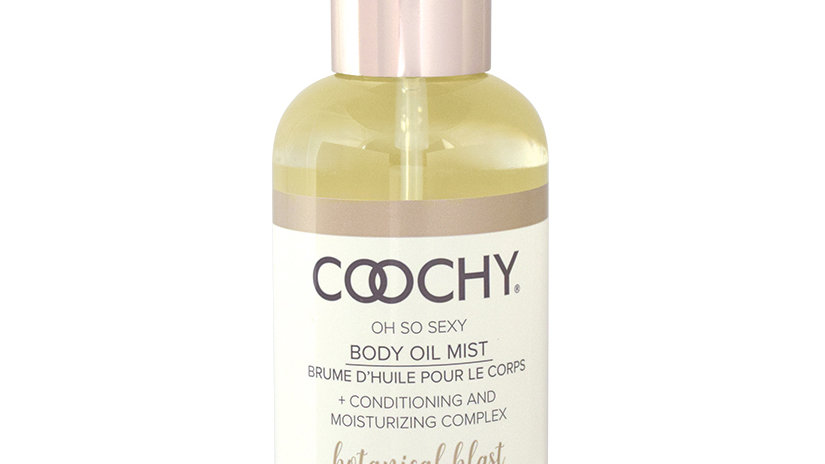 Coochy Body Oil Mist-Botanical Blast