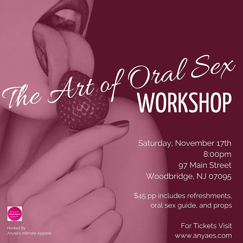The Art of Oral Sex Workshop