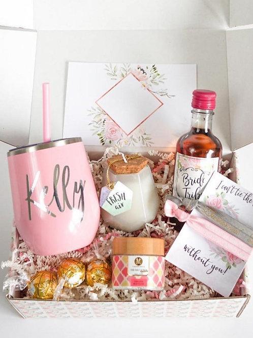 Bridemaid Proposal Box