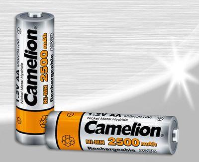 Camelion HR6 AA 1,2V 2700mAh