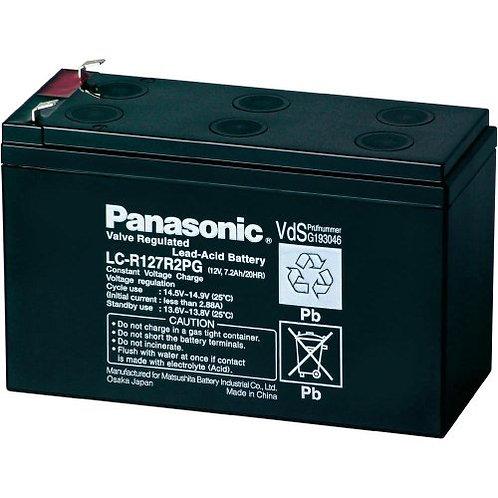 Blei-Akku Panasonic 12V 7,2Ah