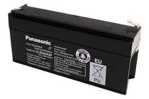 Blei-Akku Panasonic 6V 3,4Ah