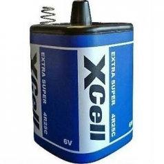 X Cell Blockbatterie 4R25 6V 9,5Ah 240 Stück
