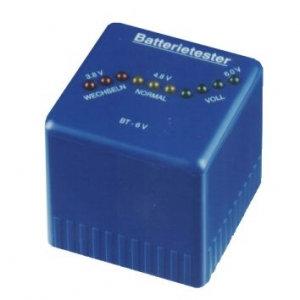 Batterie-Tester 6V