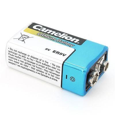 Camelion ER9V Block Lithium 9V