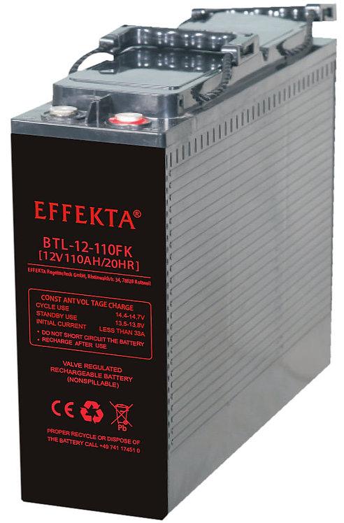 Blei-Akku Effekta BTL12-110FK