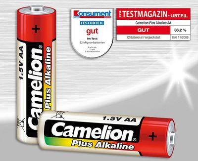 Camelion LR6 AA Mignon 1,5V