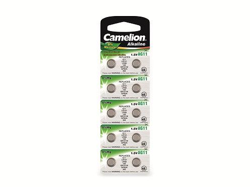 Knopfzelle Camelion Alkaline AG11 1,5V