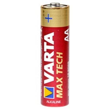 VARTA Max Tech LR6 AA Mignon 1,5V